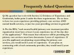 frequently asked questions30