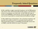 frequently asked questions34