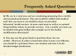 frequently asked questions41