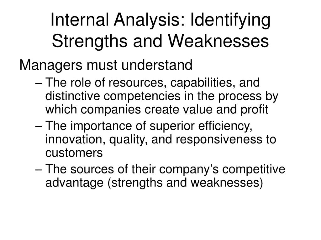 strength and weakness essays At least three mba programs, including insead — the focus of this video — and several medical secondary applications ask about strengths and weaknesses the.