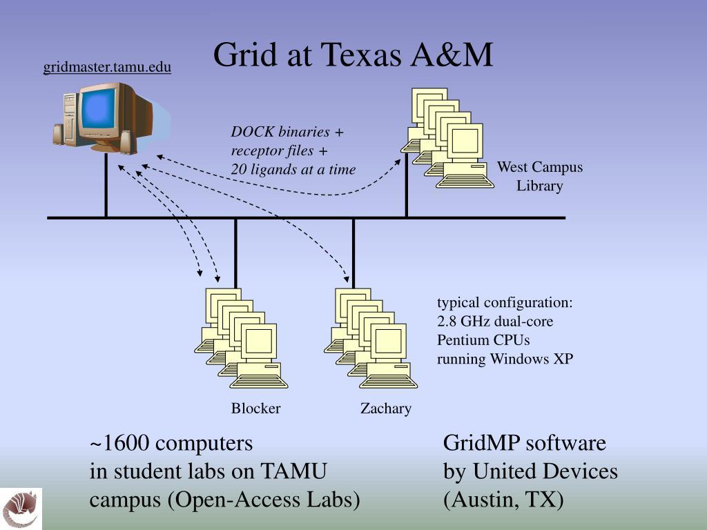 Grid at Texas A&M