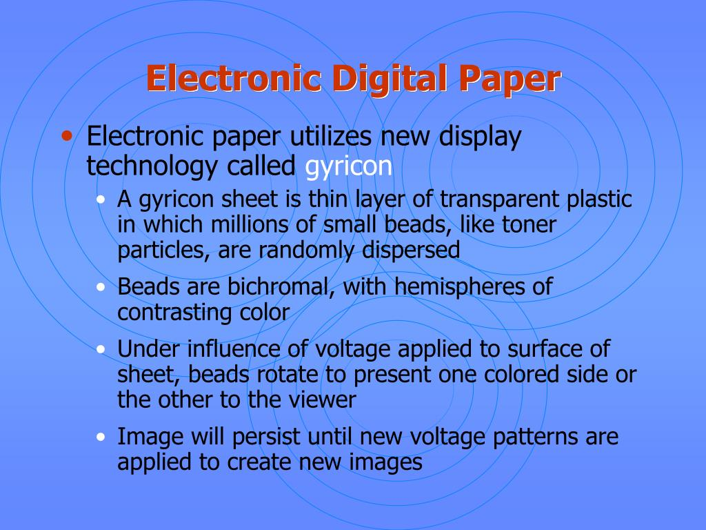 thesis about electronics