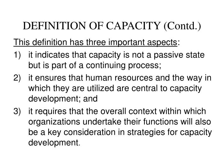 Definition of capacity contd l.jpg