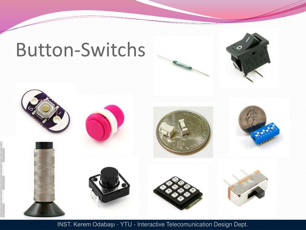 Button-Switchs