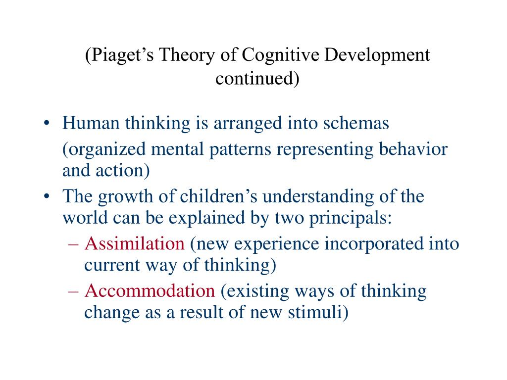 cognitive universalism theory Thinking (cognition): mental activity that goes on in the brain when a person is   cognitive universalism: theory that concepts are universal and influence the.