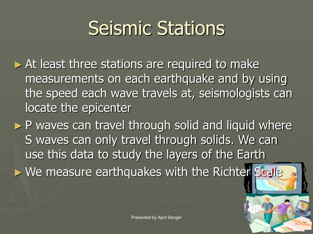 Seismic Stations