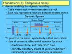 foundations 3 endogenous money20