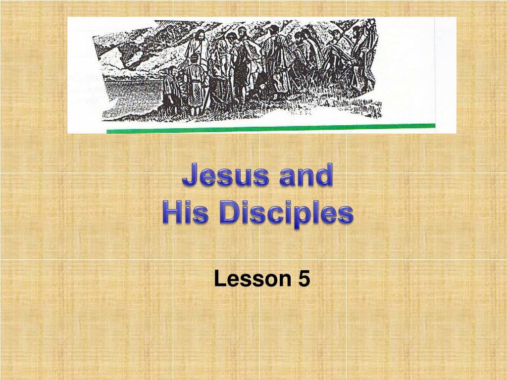 Jesus and