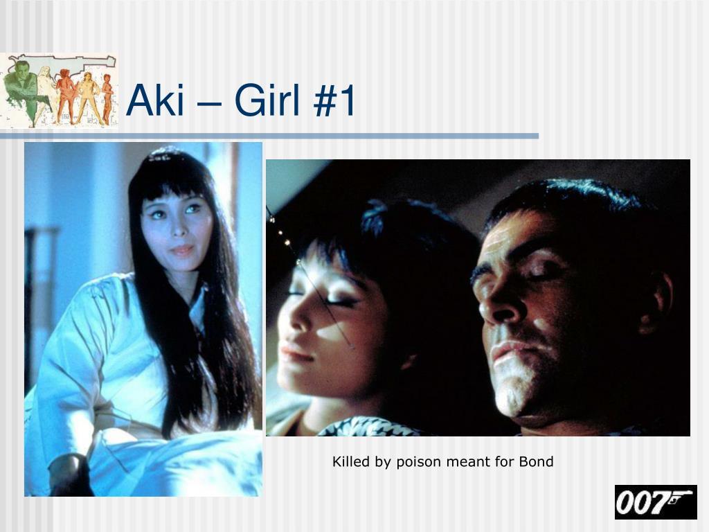 Aki – Girl #1