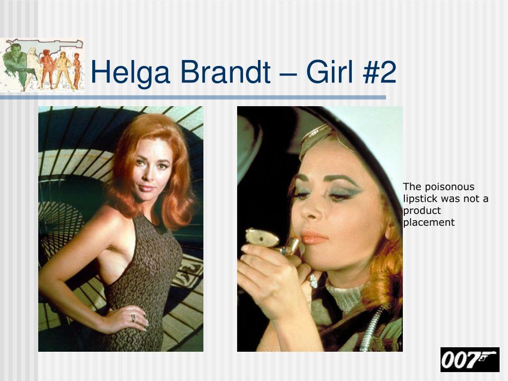 Helga Brandt – Girl #2