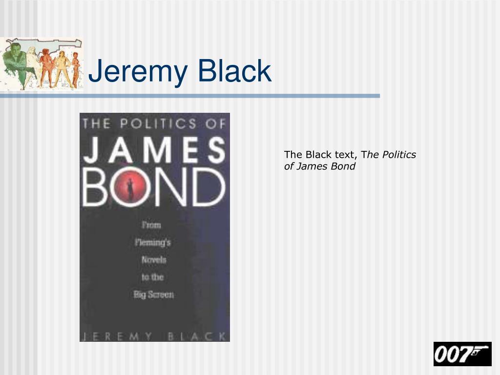 Jeremy Black
