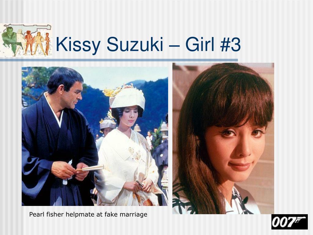 Kissy Suzuki – Girl #3