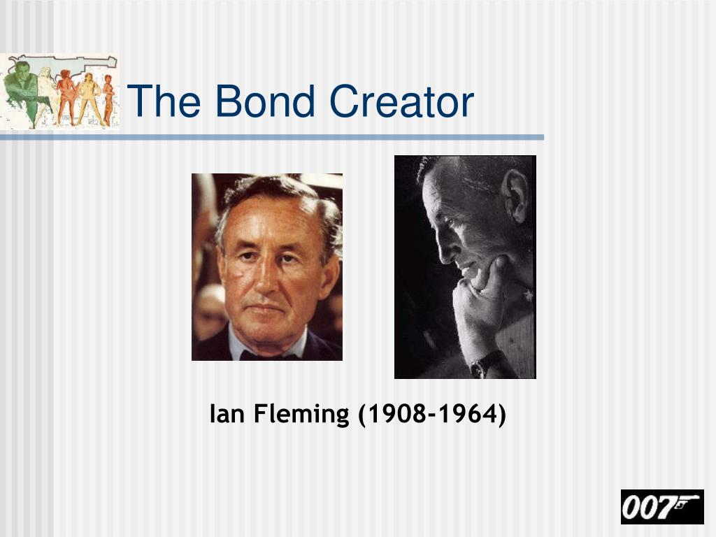 The Bond Creator