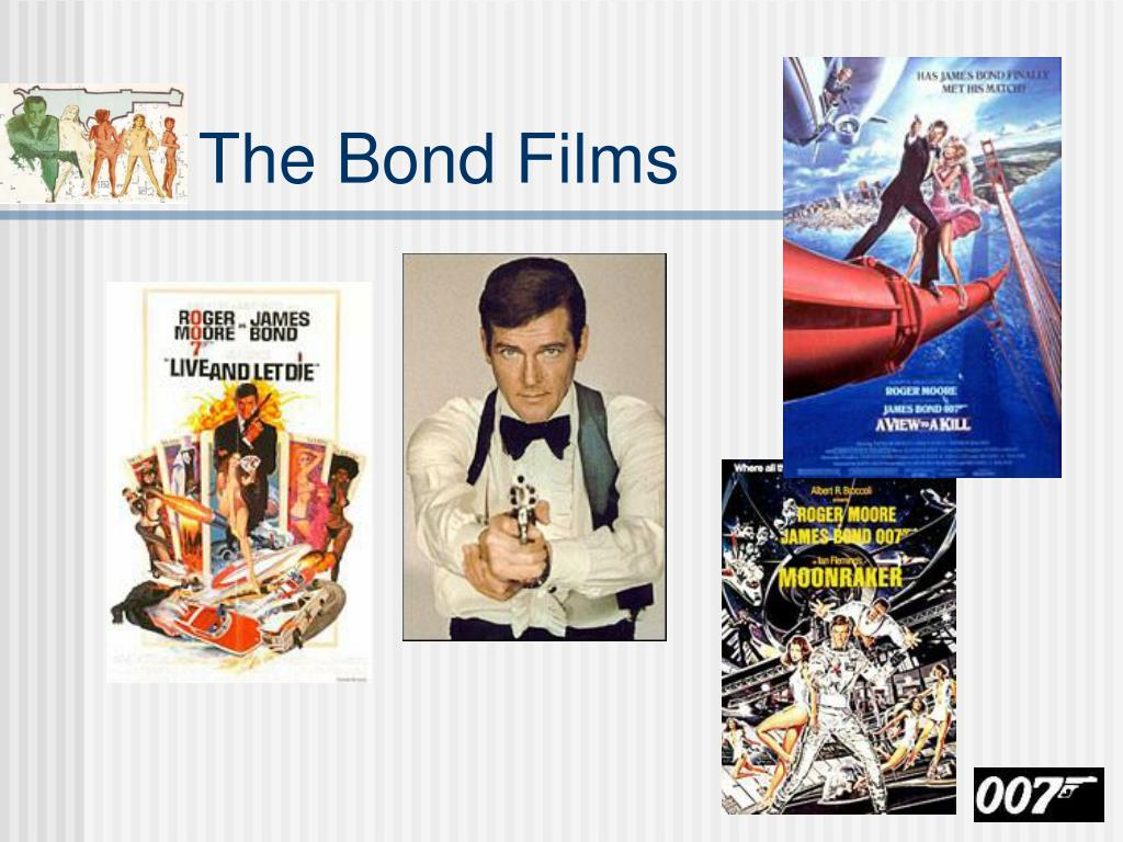 The Bond Films