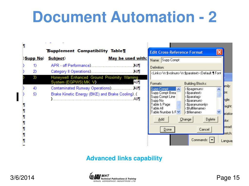 Document Automation - 2