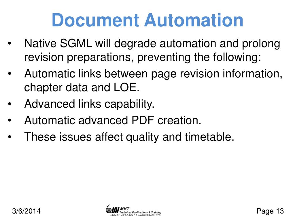 Document Automation
