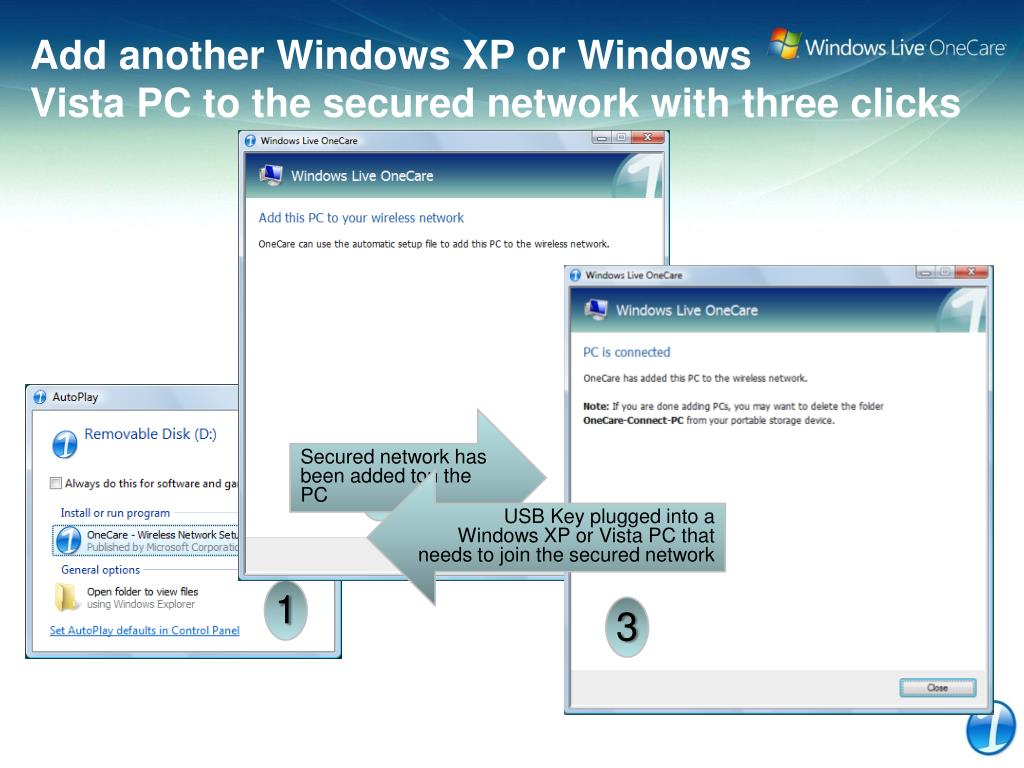 Add another Windows XP or Windows