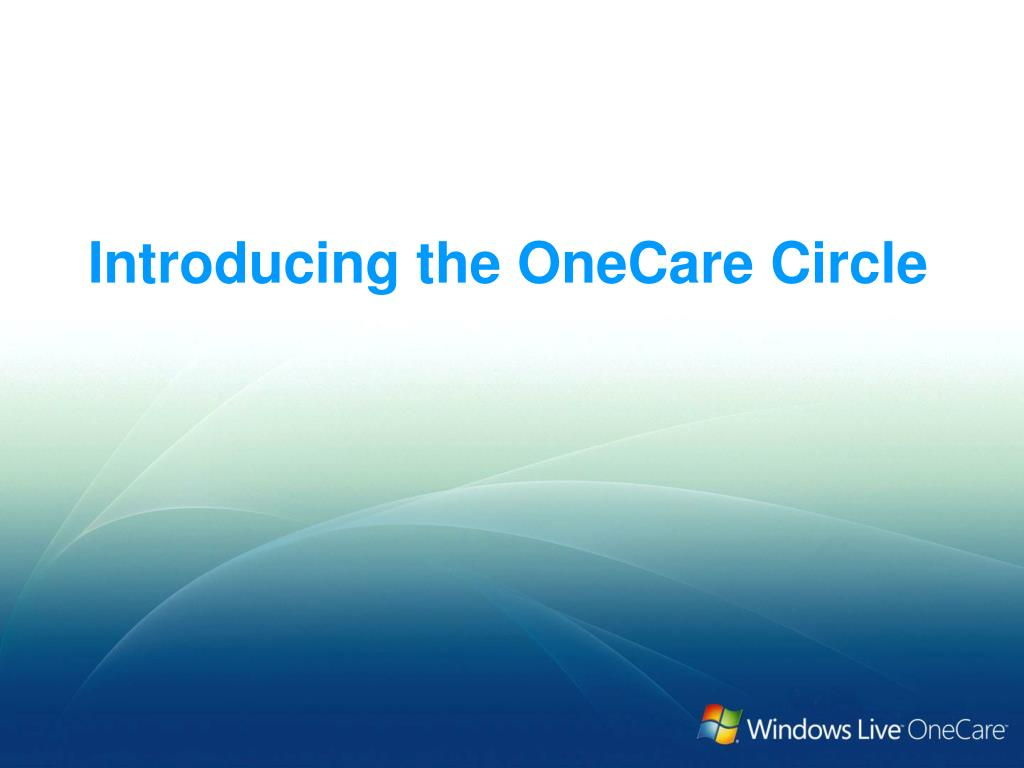 Introducing the OneCare Circle