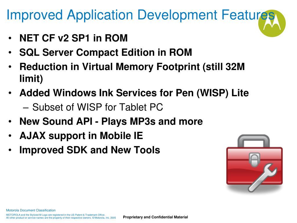 NET CF v2 SP1 in ROM