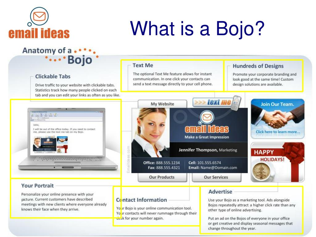 What is a Bojo?