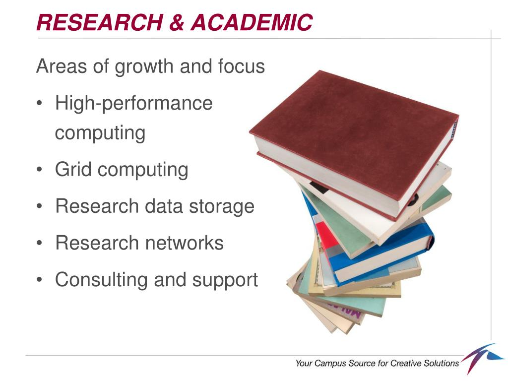 RESEARCH & ACADEMIC