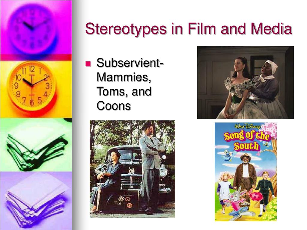 Stereotypes in Film and Media