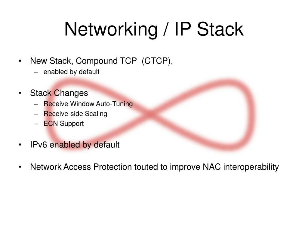 Networking / IP Stack