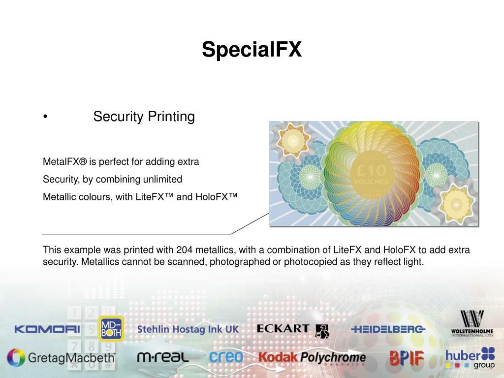 SpecialFX