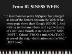from business week