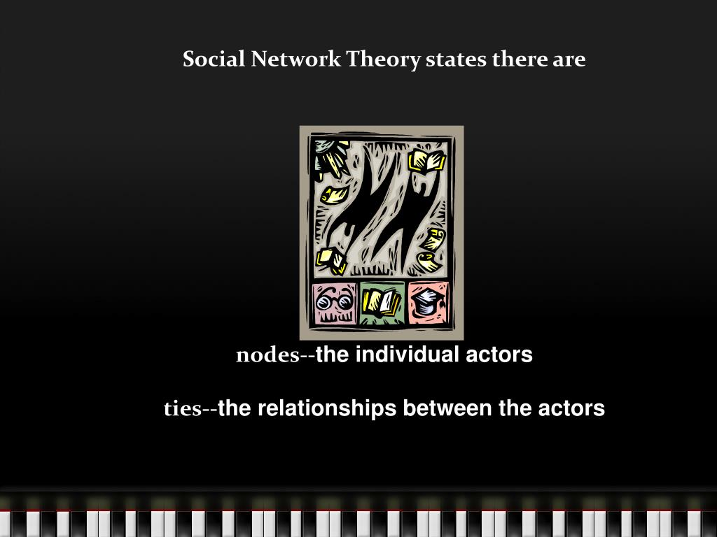 Social Network Theory states there are