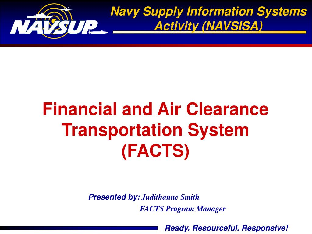 Navy Supply Information Systems Activity (NAVSISA)