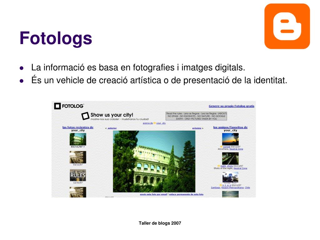 Fotologs