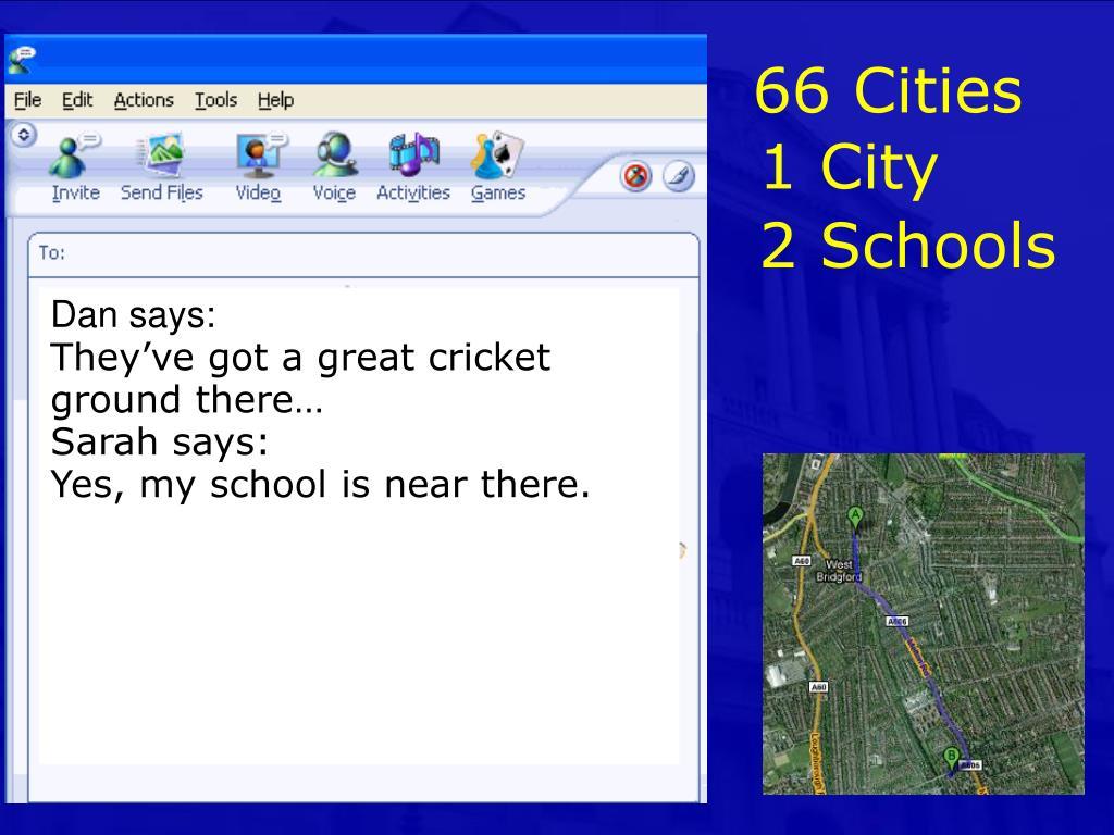 66 Cities