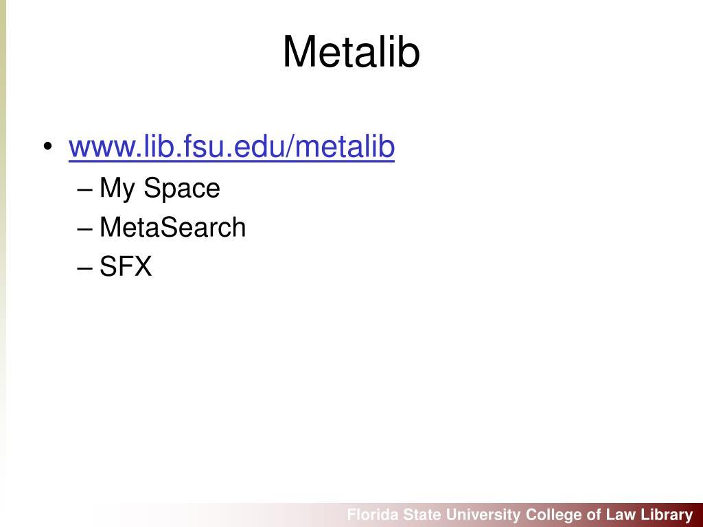 www.lib.fsu.edu/metalib
