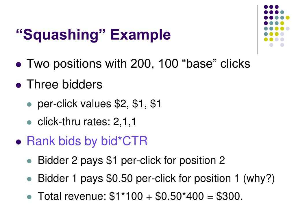 """Squashing"" Example"
