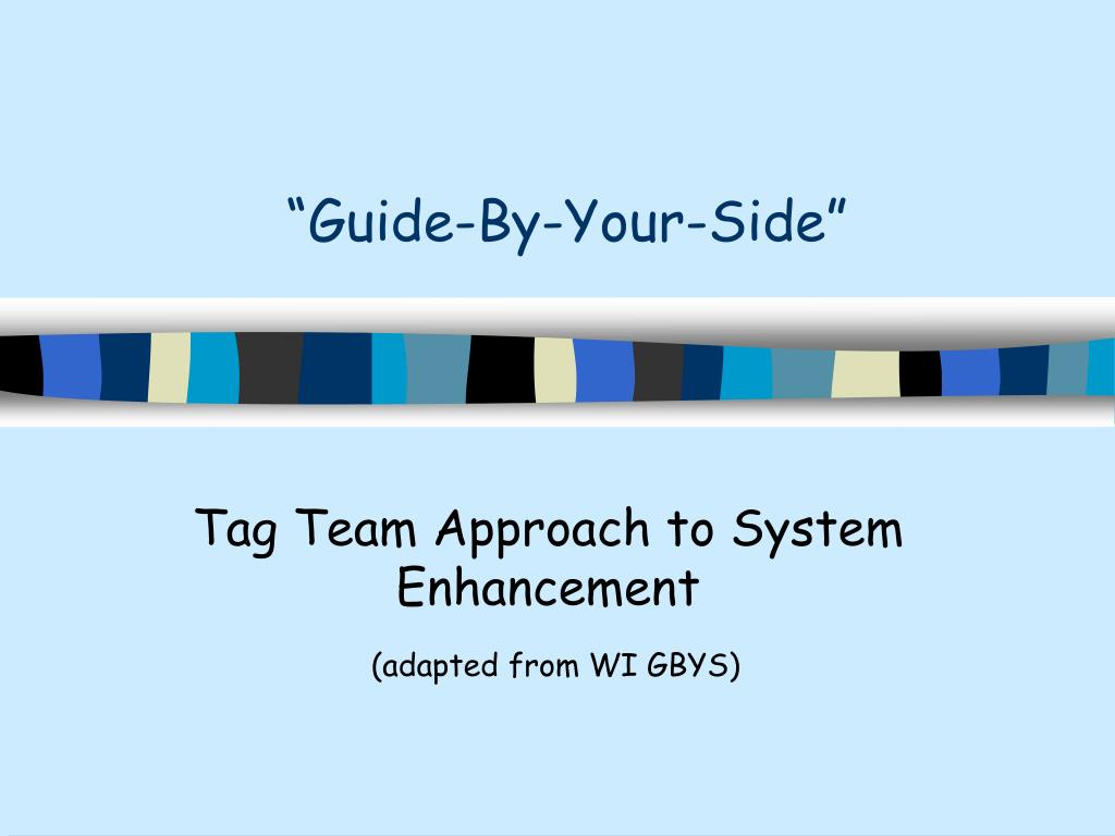 """""""Guide-By-Your-Side"""""""