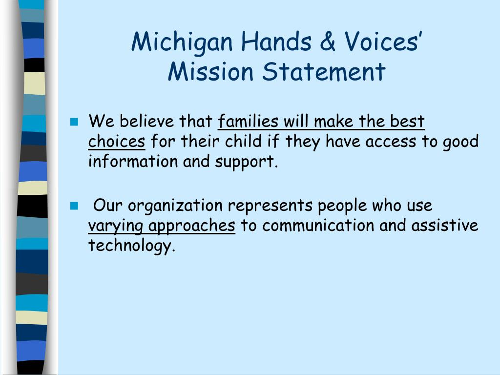 Michigan Hands & Voices'