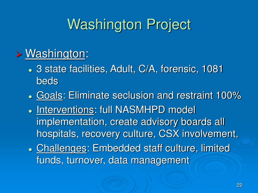 Washington Project