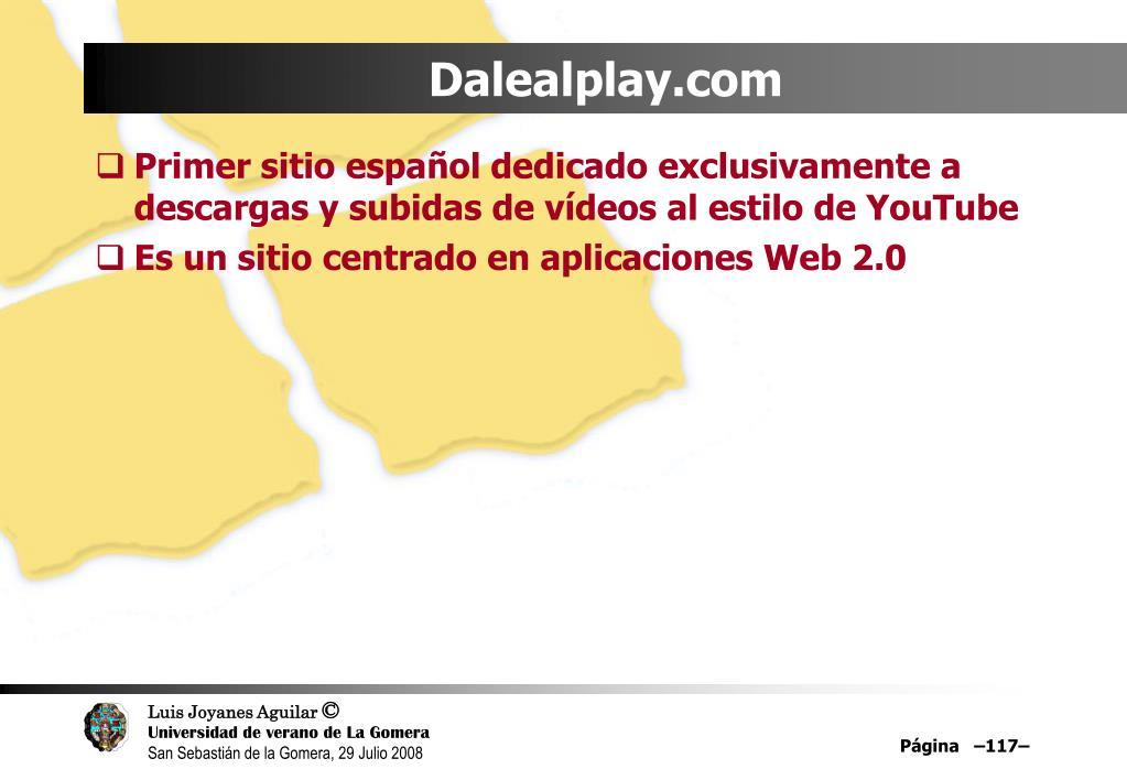 Dalealplay.com