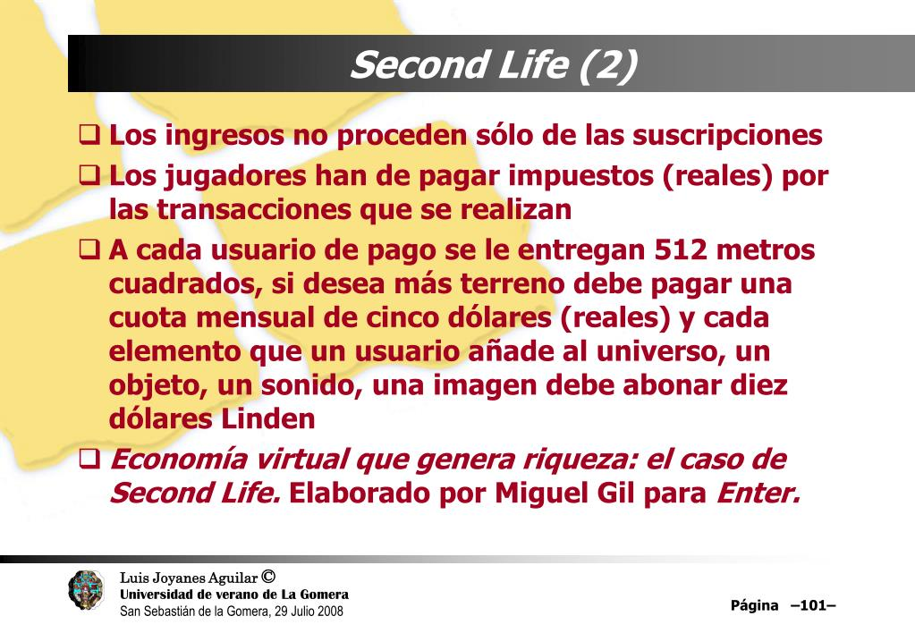 Second Life (2)