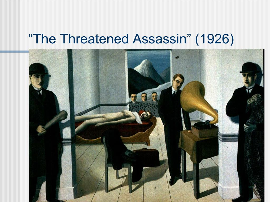 """The Threatened Assassin"" (1926)"