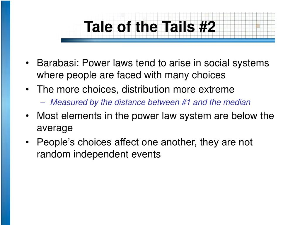 Tale of the Tails #2