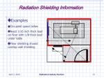 radiation shielding information13