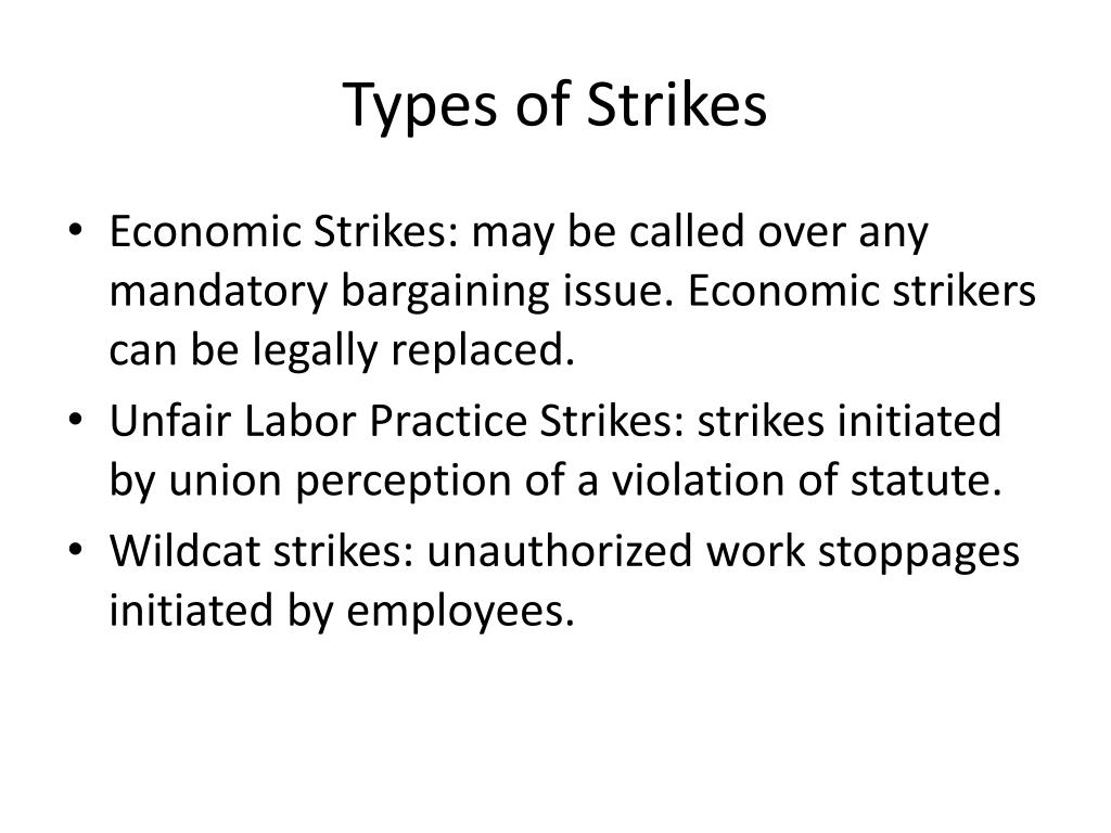 examples of unfair labor practices