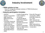 industry involvement26