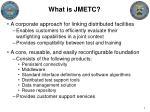 what is jmetc