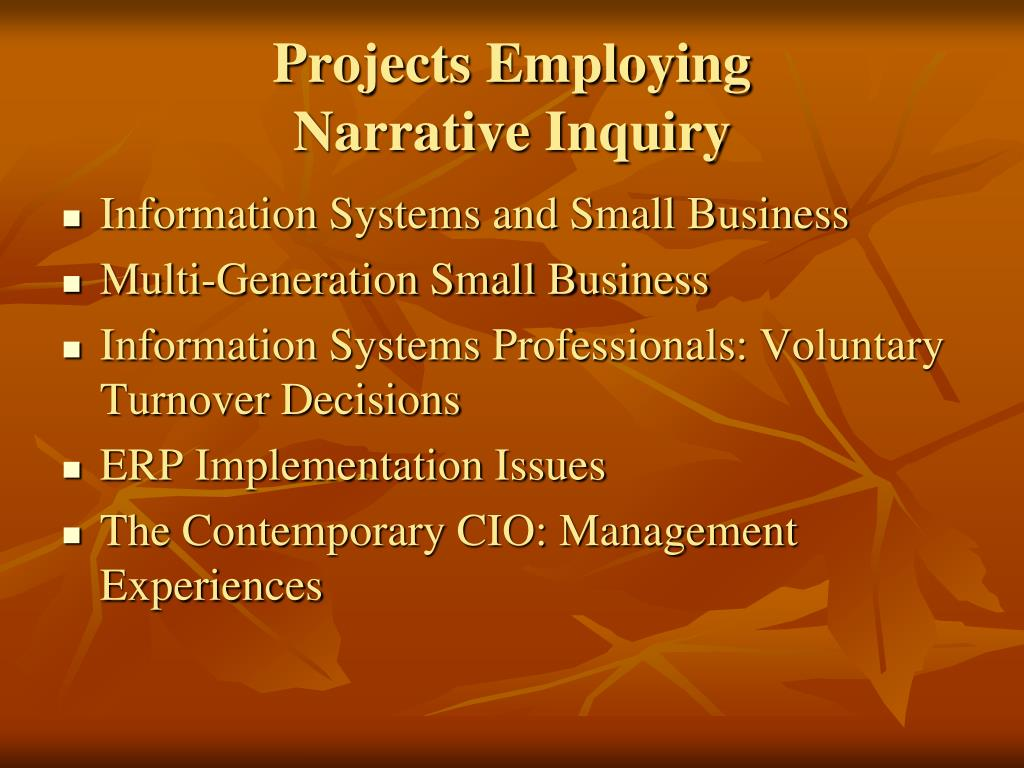 Projects Employing