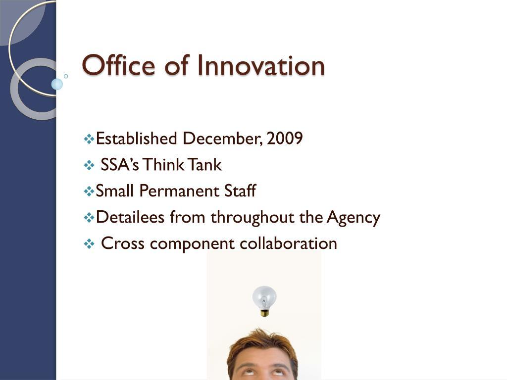 Office of Innovation