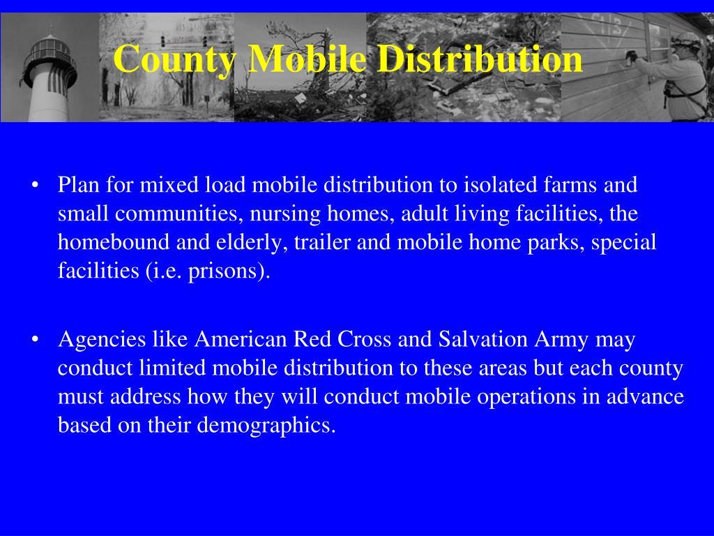 County Mobile Distribution