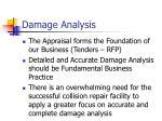 damage analysis18